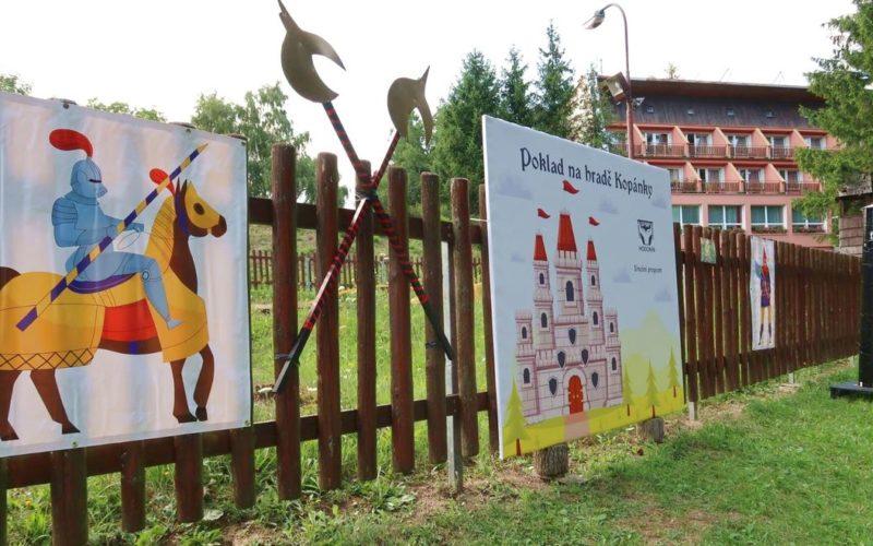 LRP Poklad na hradě Kopánky